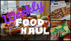 Weekly Food & Household Shopping Haul February 17 - February 23, 2014 VIDEO ~ The Glamorous French Housewife