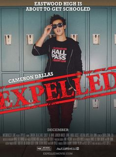 Am I the only one that watches this because Cameron Dallas is in it??