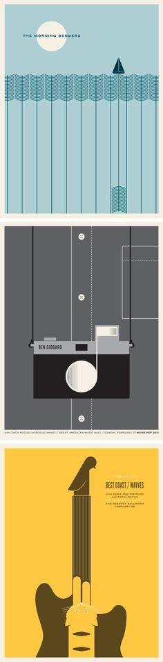 jason munn poster series