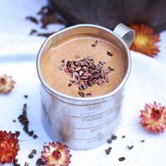 hot chocolate w mesquite
