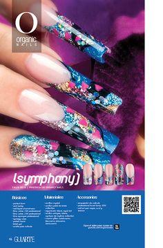 26 Symphony  Caleb Ortiz / Proeducator Organic® Nails Diseño publicado en la revista Lo Mejor No. 26 de Organic® Nails.   http://youtu.be/r05QcADRckI?list=PLVzihPafxEEwjNT0GraEhIaapZy8j2fXW