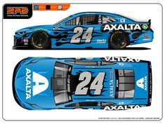 Nascar Fantasy, Blueprint Drawing, Paint Schemes, Custom Paint, Concept Cars, Racing, Bugs Bunny, Autos, Cars