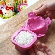 Crazydeal Cute Cat Kitty Sushi Egg Cake Cookie DIY Bento Maker Mold Mould Kitchen Tool *** Special offer just for you. Hello Kitty Items, Sanrio Hello Kitty, Kitchen Triangle, Hello Kitty Kitchen, Egg Molds, Egg Cake, Bento Box, Cute Food, Lunch Recipes