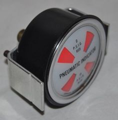 Vintage-Johnson-Service-Company-Pneumatic-Indicator