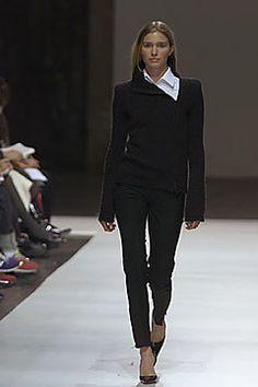 Balenciaga Fall 2000 Ready-to-Wear Fashion Show - Nicolas Ghesquière