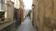 Impasse Rolleboise. Paris 75020.