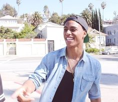 Smile, Keith Powers
