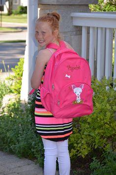 Cool Chihuahua  Backpack!