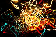 Light Explosion 5 by Alex Art Lights Fantastic, Pyrography, Scribble, Neon Signs, Wall Art, Abstract, Summary, Doodles, Woodburning