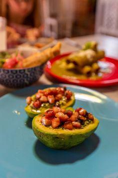 The food in San Miguel de Allende is amazing!