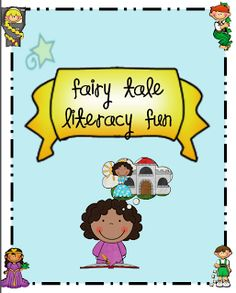 Sarah's First Grade Snippets: fairy tales