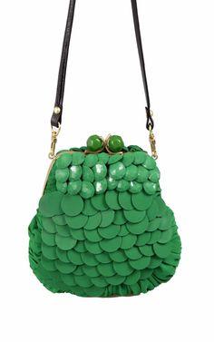 JAMIN PUECH - embroidered bag Bibi