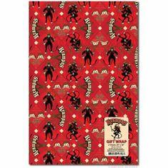 Accoutrements Krampus Gift Wrap