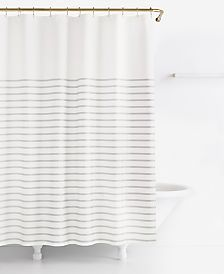 Superbe Kate Spade New York Harbour Stripe Shower Curtain