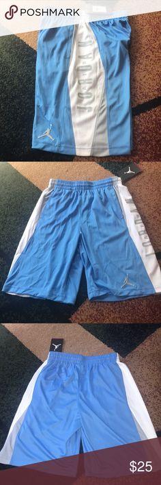 8a3e54eb2b7 Boys Nike Jordan shorts Youth S M NWT New with tag. Polyester, side pocket,