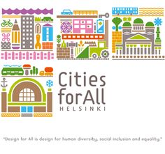 citiesforall1 Software Online, Helsinki, Budapest, Equality, My Love, City, Illustration, Social Equality, Illustrations