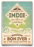 Print Templates - Indie Vintage Flyer/Poster | GraphicRiver