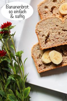 Food N, Food And Drink, Gluten Free Baking, Different Recipes, Banana Bread, Nom Nom, Low Carb, Sweets, Snacks
