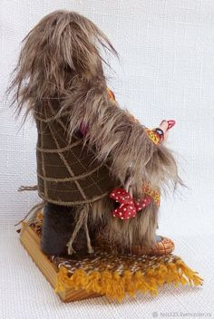 Купить Леший - авторская кукла в интернет магазине на Ярмарке Мастеров