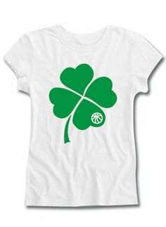 SHAMROCK Fitted Tee #Basketball $10.99