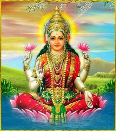 Jai Lakshmi Maa.
