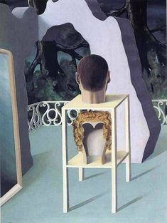 Midnight marriage, Rene Magritte
