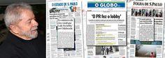 BLOG DO IRINEU MESSIAS: LULA: 'SÓ IMPRENSA CEGA CRIMINALIZA A DIPLOMACIA'