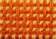Bucky's Weaving needlepoint stitch. A picture, graph, how to work this stitch, how difficult and other names are included on this page.