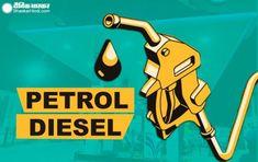 #FuelPrice: जारी हो गईं पेट्रोल-डीजल की नई कीमतें, यहां जानें आज के रेट आगे पढ़े..... #TodayFuelPrice #FuelPriceinIndia #IndiaFuelPrice #PetrolPrice #DieselPrice #PetrolDieselPrice #BusinessNews