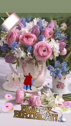 Happy Birthday Flowers Wishes, Funny Happy Birthday Song, Happy Birthday Greetings Friends, Happy Birthday Wishes Images, Happy Birthday Video, Happy Birthday Celebration, Happy Birthday Pictures, Birthday Wishes Cards, Happy Birthday Gifts