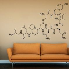 Oxytocin molecule wall decal for housewares Wall-decals.eu https://www.amazon.co.uk/dp/B00JQIC1EU/ref=cm_sw_r_pi_dp_x_x66KybWHTY0W6