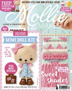 Mollie Makes - Page 25 of 162 - Living A Creative Life