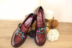 Italian handmade shoes di TheGoldenBrand su Etsy