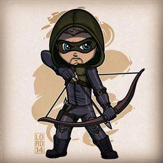 Ollie green arrow