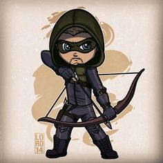 Ollie green arrow