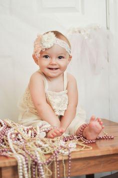 Baby girl, birthday  www.madiannephotographs.com