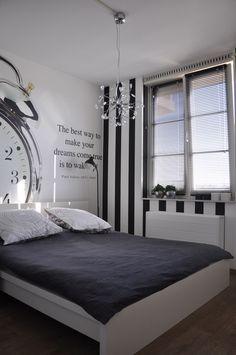 behang slaapkamer grijs - Google zoeken