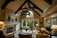Love the warm colors, and the openness too!