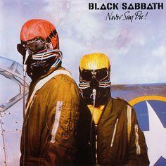 Black Sabbath - Never Say Die! 1978 Full-length