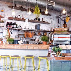 Joann Pai NYC Coffee Shop