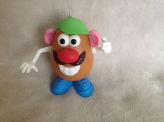 Mr Potato Head Christmas Ornament Hallmark Keepsake 1997 Retired Hasbro