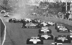 Muore RICCARDO PALETTI (1982):  cronaca di una delle morti + assurde della F1