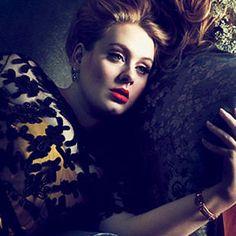 Adele (Vogue Feb 2012)