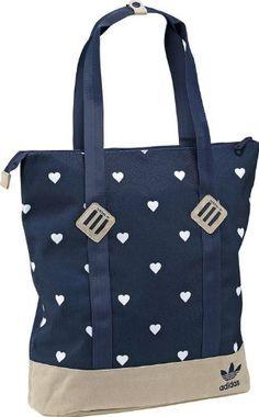 e32e909622 ADIDAS Damentasche Shopper Bag solid blue/tech gold 4051935565788