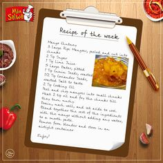 Mango Chutney recipe! What will you pair it with? #RecipeOfTheDay