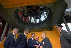 Trip to Maryland, New York & Florida: Visit to Cape Canaveral, 10:10AM - John F. Kennedy Presidential Library & Museum