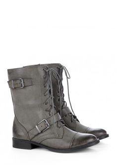 Combat boots - Nessie