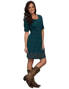 2f9fb98fccdefa 36 How to Wear Cowboy Boots For Women Style