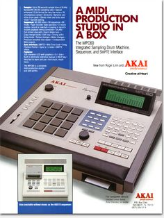 AKAI MPC60 New Hip Hop Beats Uploaded EVERY SINGLE DAY http://www.kidDyno.com