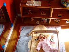 School In A Pink House: Montessori Infant Space